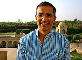 Raj Bhala - Photo of Raj Bhala