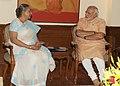 Rajasthan Governor meets PM Modi.jpg