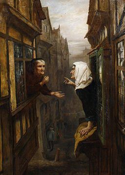 Ralph Hedley (follower) An argument from opposite premises