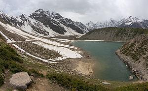 Rama Lake (Pakistan) - Rama Lake