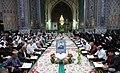 Ramadan 1439 AH, Qur'an reading at Goharshad Mosque, Mashhad - 29 May 2018 04.jpg