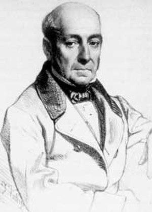 Ramón de la Sagra - Portrait of Ramon de la Sagra