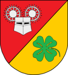 Coat of arms of the Rathjensdorf community