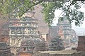 Rear view of the Stupa of Nalanda Mahavihara.jpg
