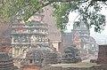 Rear view of the Stupa of Nalanda Mahavihara.jpg