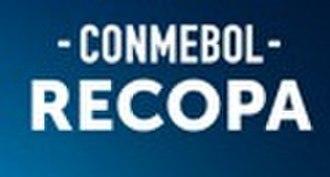 Recopa Sudamericana - Image: Recopa logo