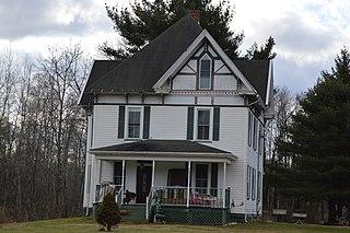 Snyder Township, Jefferson County, Pennsylvania Township in Pennsylvania, United States