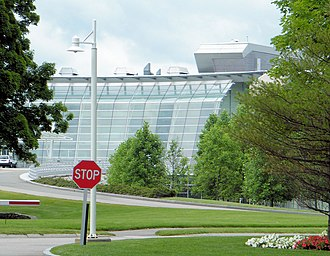 Reebok - Reebok headquarters in Canton, Massachusetts, U.S.