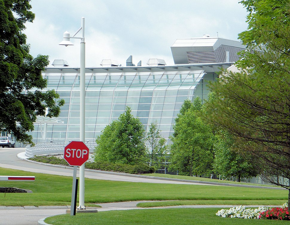 Reebok World headquarters