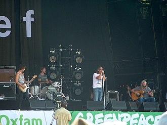 Reef (band) - Image: Reef band
