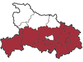 Region of Hubei quarantine.png