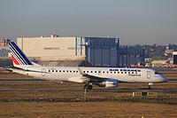 F-HBLA - E190 - Air France
