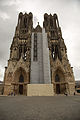 Reims Notre Dame in 2014.jpg