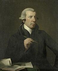 Portrait of Reinier Vinkeles, Draftsman and Engraver