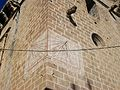 Rellotge de Sol a l'església de Sant Bartomeu de Xàbia.JPG