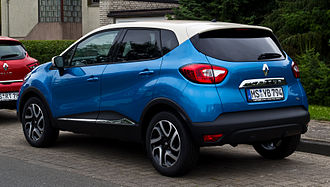 Renault Captur - Renault Captur Luxe