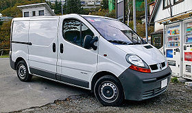 renault trafic ii opel vivaro i nissan primastar vauxhall vivaro wikip dia. Black Bedroom Furniture Sets. Home Design Ideas