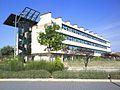 Residencia Universitaria en el Campus Universitario de Albacete.JPG