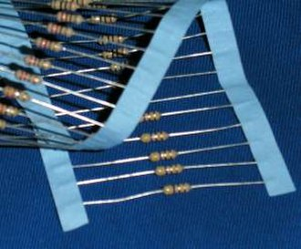 Through-hole technology - Through-hole (leaded) resistors
