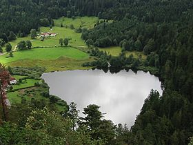 Image illustrative de l'article Lac de Retournemer
