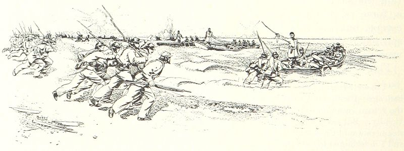 File:Retreat of the Confederates from Hatteras.jpg