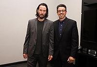 Reunião com o ator norte-americano Keanu Reeves (40564290483).jpg