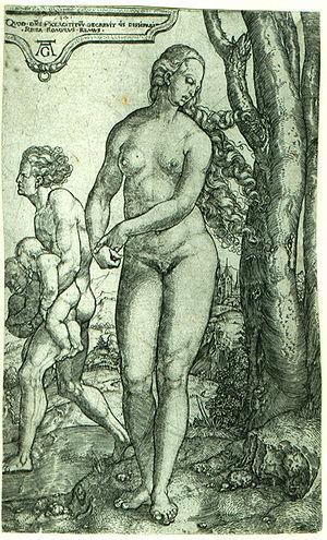 Aldegrever, Heinrich 1502-1555/61: Rhea Silvia...