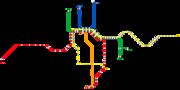 RheinNeckar S-Bahn Planung 2010
