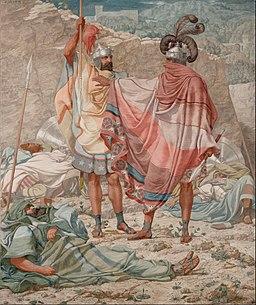 Richard Dadd (British - Mercy- David Spareth Saul's Life - Google Art Project