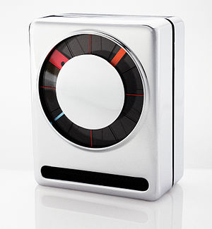 Richard Sapper - Richard Sapper Sandwich Clock