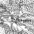 Richytsia, 1866—1887, map.png