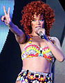 Rihanna, LOUD Tour, Minneapolis 6 crop.jpg