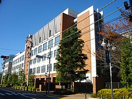 Rikkyo Ikebukuro Junior & Senior High School.JPG