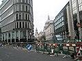 Roadworks in Cannon Street - geograph.org.uk - 1715669.jpg