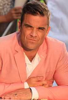 Robbie Williams el 2012