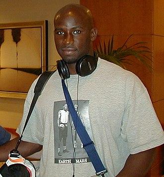 Robert Baker (gridiron football) - Baker in 2003