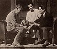 Robert Brunton, Nat I Brown, Henry B. Walthall - 1917.jpg