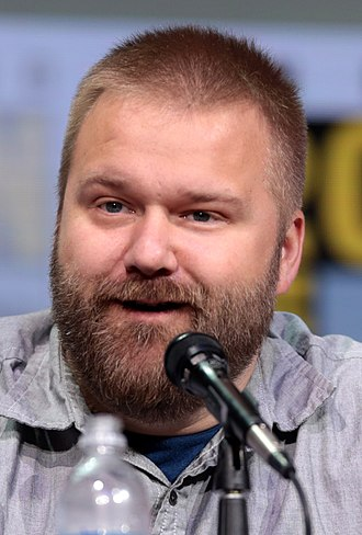 Robert Kirkman - Kirkman at the 2017 San Diego Comic-Con International