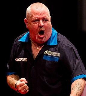 Robert Thornton (darts player) Scottish darts player