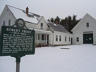 Robert Frost Farm (Derry, New Hampshire)