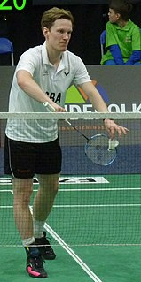Robin Tabeling Badminton player