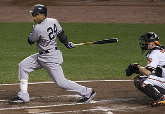 2013 New York Yankees season - Robinson Canó played his final season with the New York Yankees in 2013 before signing a long-term deal with the Seattle Mariners at the end of the season.