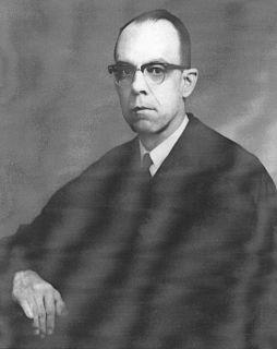Spottswood William Robinson III American judge