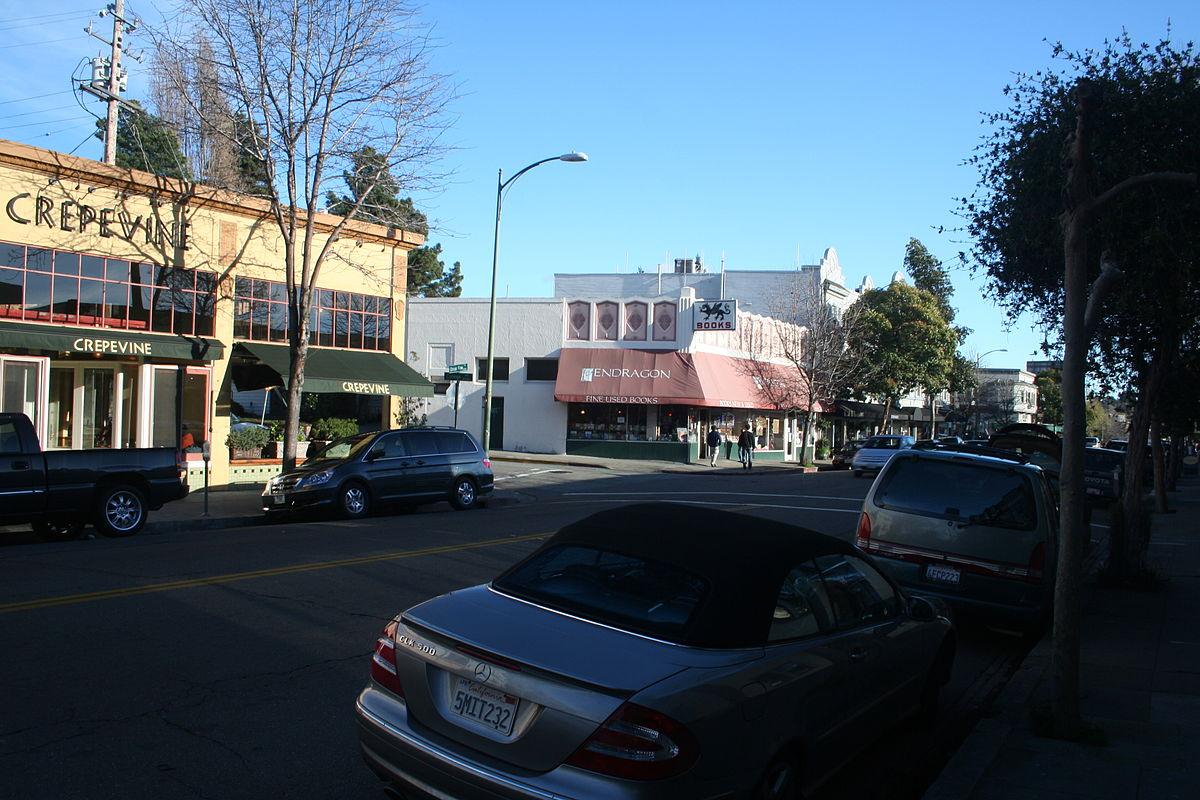 Rockridge, Oakland, California - Wikipedia