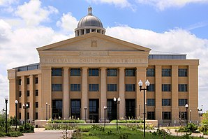 Rockwall County Courthouse