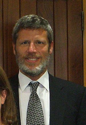 Rod Carr (administrator) - Image: Rod Carr TEU