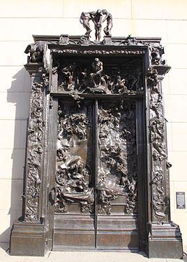 La puerta del infierno escultura wikipedia la for 9 puertas del infierno