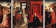 Rogier van der Weyden - Annunciation Triptych - WGA25590.jpg