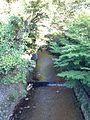 Rokkogawa River from Nenehashi Bridge in Arima Hot Spring.jpg