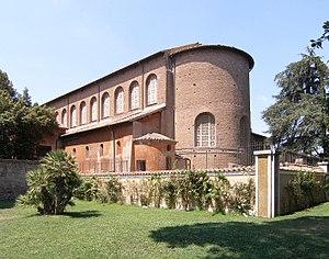 Aventine Hill - Basilica Santa Sabina